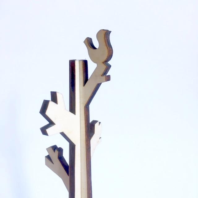maak deze juwelenboom eenvoudig zelf