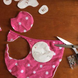 maak zelf een teddybeer patroon
