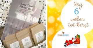 win dit geweldige pakket van Suez thee